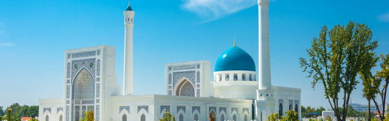 The monuments of Islamic architecture in Tashkent