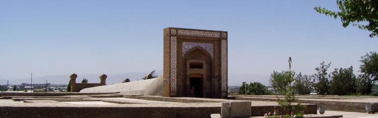 Ulugbek's observatory