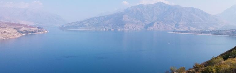 Однодневный тур на Чарвакское водохранилище!