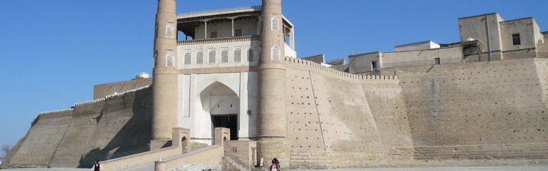 Тур  в Узбекистан на лето и осень