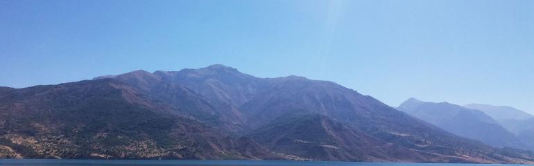 Отдых в горах Чимгана!