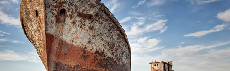 Journey to the Aral Sea