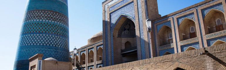 Тур в Узбекистан на лето и осень из Екатеринбурга