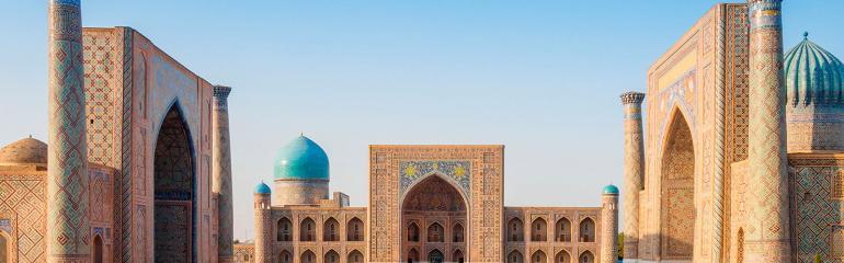 Тур в Узбекистан на зиму и весну из Краснодара