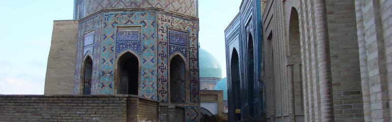 Тур в Узбекистан на лето и осень из Москвы