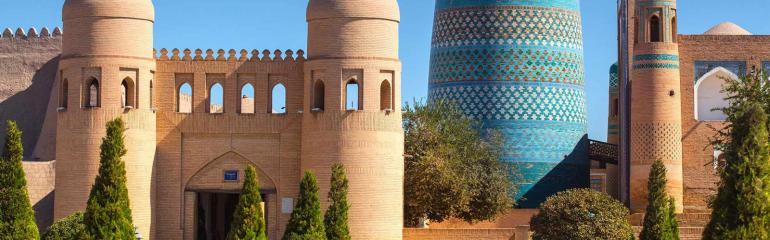 Тур в Узбекистан из Москвы  на зиму и весну 2020