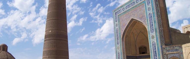 Тур в Узбекистан из Новосибирска на лето и осень 2019