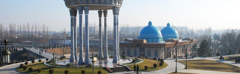 Тур в Узбекистан из Самары на зиму и весну 2020