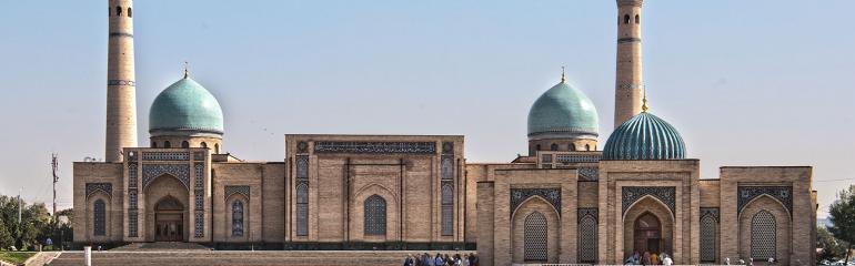 Тур в Узбекистан на осень и зиму из Воронежа