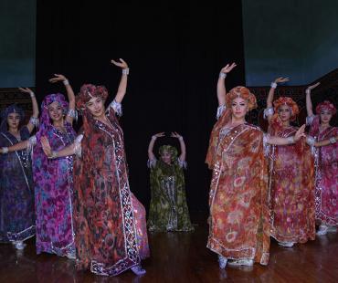 Il teatro di costume storico El Merosi